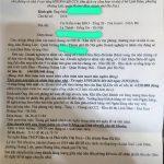 thông báo nộp tiền đơt 5 tòa HH1B linh đàm nhận nhà