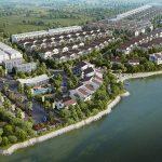 Cảnh quan đô thị Lạc Phú