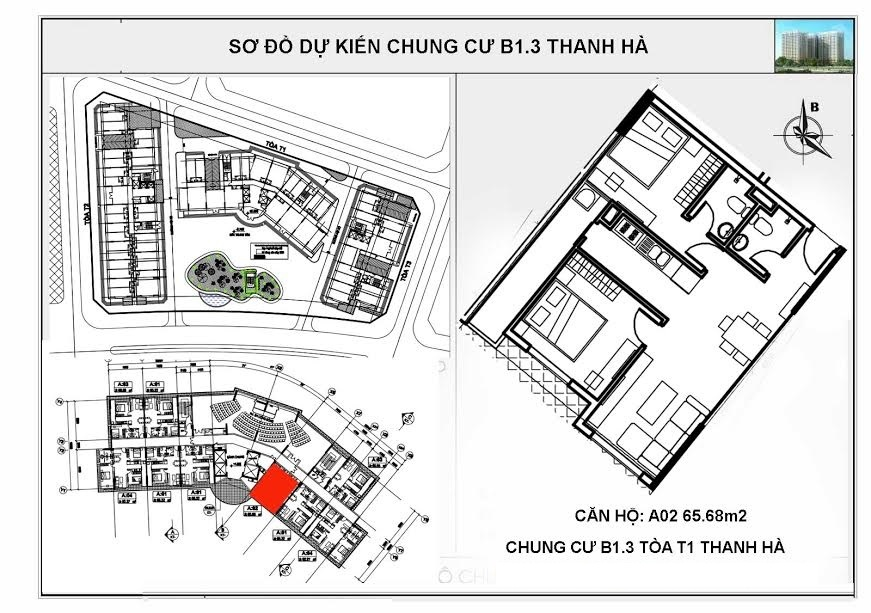 so do chung cu b13 thanh ha toa T1 can so A02 1