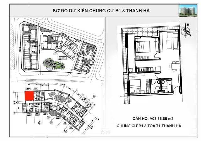 so do chung cu b13 thanh ha toa T1 can so A03 1
